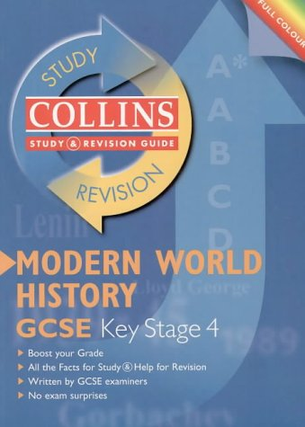9780003235098: GCSE Modern World History (Collins Study & Revision Guides)