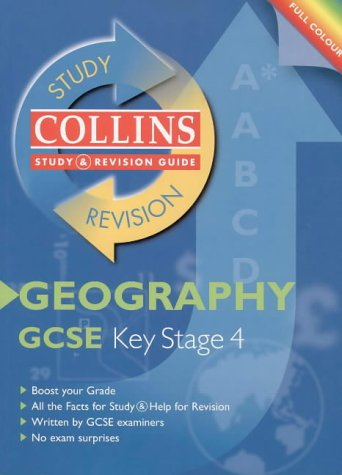 9780003235104: GCSE Geography (Collins Study & Revision Guides)