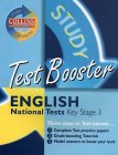 9780003235180: Collins Study and Revision Guides - KS3 English Test Booster (Collins Study & Revision Guides)