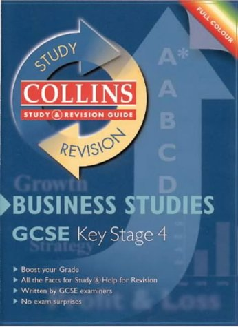 9780003235227: Collins Study and Revision Guides - GCSE Business Studies (Collins Study & Revision Guides)
