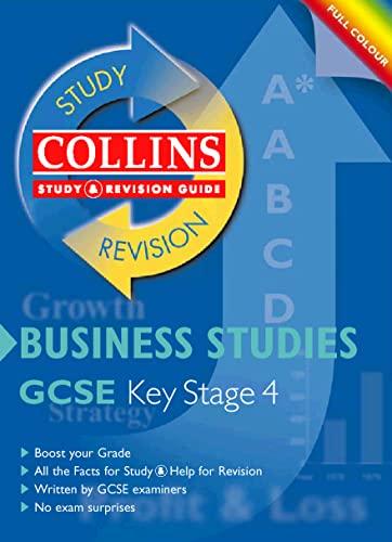 9780003235227: GCSE Business Studies (Collins Study & Revision Guides)