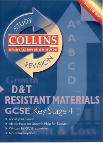 9780003235234: Collins Study and Revision Guides - GCSE D and T: Resistant Materials (Collins Study & Revision Guides)