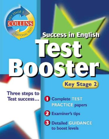 9780003235241: Success In... - English: Test Booster for Key Stage 2 (Collins Study & Revision Guides)