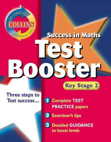 9780003235258: Success In... ? Maths: Test Booster for Key Stage 2 (Collins Study & Revision Guides)
