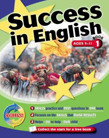 9780003235272: Success in English: Key Stage 2 National Tests Bk. 1 (Collins Study & Revision Guides)