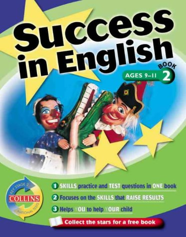 9780003235289: Collins Study and Revision Guides: Key Stage 2 Success in English - Book2
