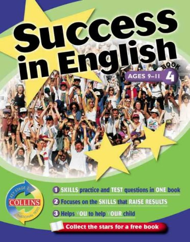 9780003235302: Success in English: Key Stage 2 National Tests Bk. 4 (Collins Study & Revision Guides)
