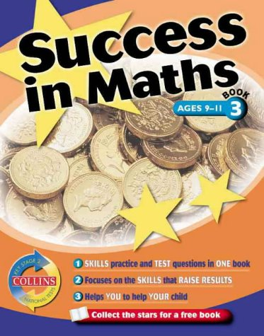 9780003235333: Success in Maths: Key Stage 2 National Tests Bk.3 (Collins Study & Revision Guides)