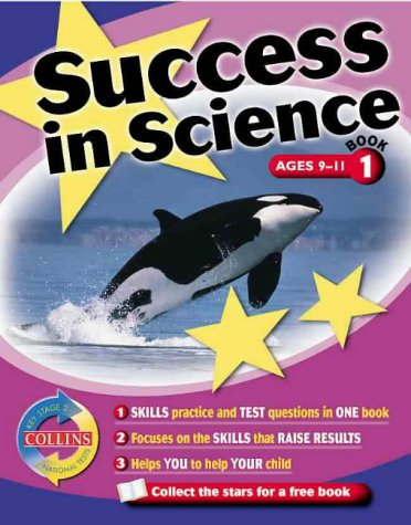 9780003235357: Success In Science: Book 1, Key Stage 2, Ages 9-11: Key Stage 2 National Tests Bk.1