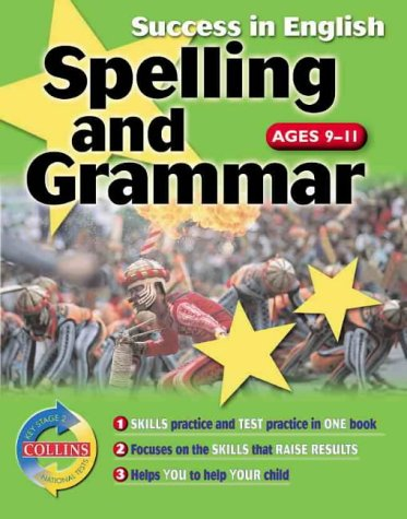 9780003235401: Success in English: Spelling and Grammar for Key Stage 2 (Collins Study & Revision Guides)