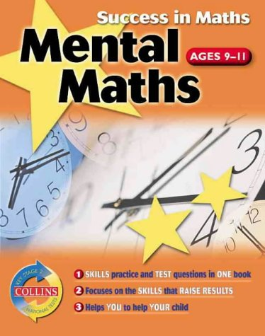 9780003235418: Success In... - Maths: Mental Maths for Key Stage 2 (Collins Study & Revision Guides)