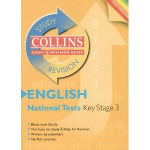 9780003235449: Collins Study and Revision Guides - KS3 English (Collins Study & Revision Guides)