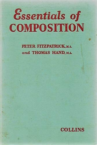 Essentials of composition (0003252043) by FITZPATRICK, Peter & HAND, Thomas