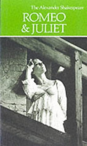 9780003252453: Romeo and Juliet (The Alexander Shakespeare)