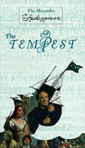 9780003252491: The Alexander Shakespeare - The Tempest