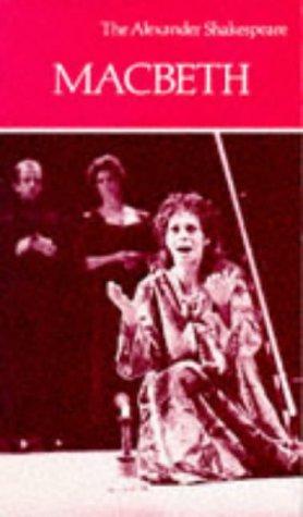 9780003252538: Macbeth (The Alexander Shakespeare)