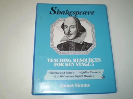 9780003252774: Shakespeare: Teaching Resources for Key Stage 3
