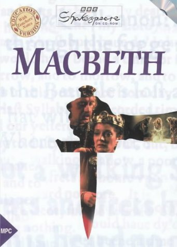 9780003252828: BBC Shakespeare on CD-ROM - Macbeth: (PC)
