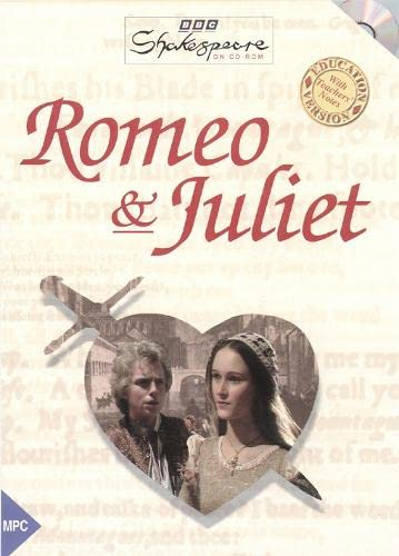 9780003252835: BBC Shakespeare on CD-Rom: Romeo and Juliet