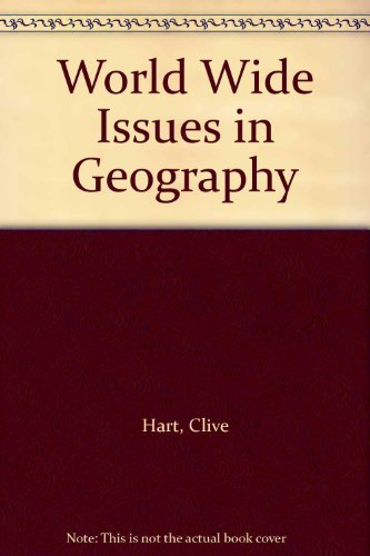 9780003265576: World Wide Issues in Geography