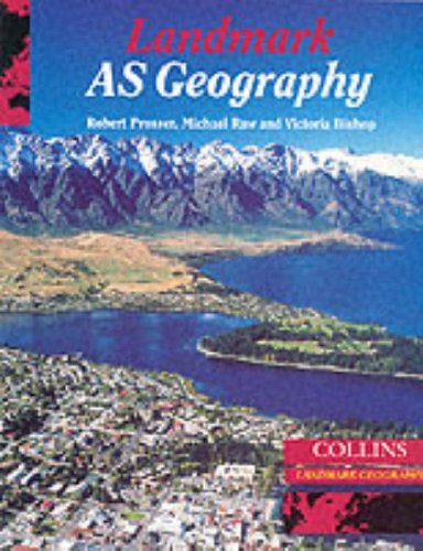 9780003265590: Landmark AS Geography (Landmark Geography)