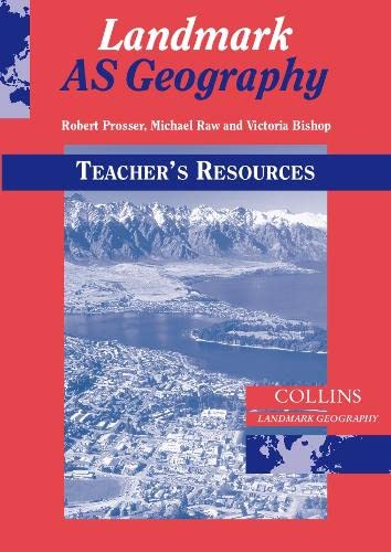 9780003265606: Landmark AS Geography: Teacher's Resources (Landmark Geography)