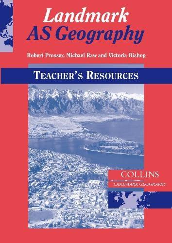 9780003265606: Landmark Geography - Landmark AS Geography Teacher's Resources