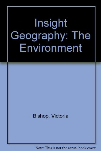 9780003266191: Insight Geography: The Environment