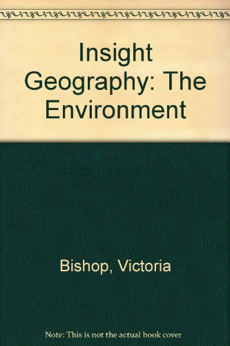 9780003266214: Insight Geography: The Environment
