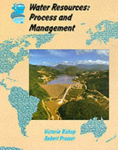 9780003266849: Landmark Geography - Water Resources: Process and Management (Collins A level geography)