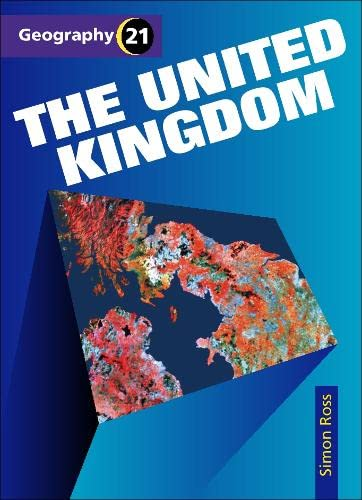 9780003266948: The United Kingdom (Geography 21) (Bk. 1)