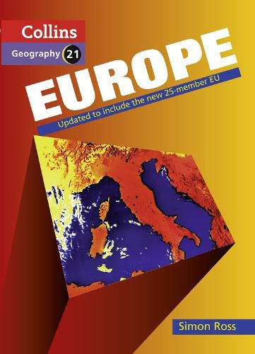 9780003266955: Europe (Geography 21) (Bk.2)