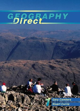 9780003266979: Geography Direct - Pupil Book 1: Level 1
