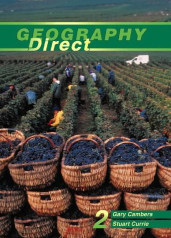 9780003266993: Geography Direct - Pupil Book 2: Level 2