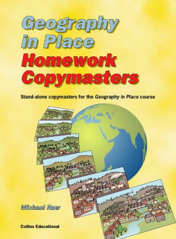 9780003267037: Geography in Place: Homework Copymasters