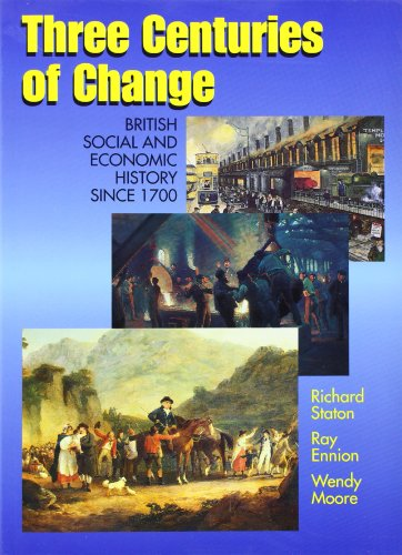 9780003271133: Three Centuries of Change