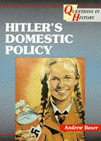 9780003271171: Questions in History - Hitler's Domestic Policy