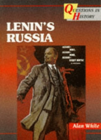 9780003271195: Questions in History - Lenin's Russia