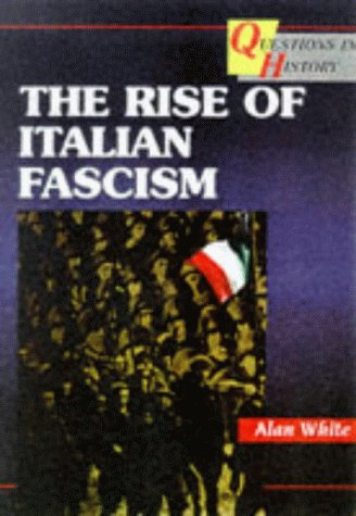 9780003271232: Questions in History - The Rise of Italian Fascism