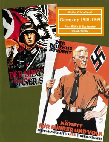 9780003272277: Germany 1918-1949 (World History)