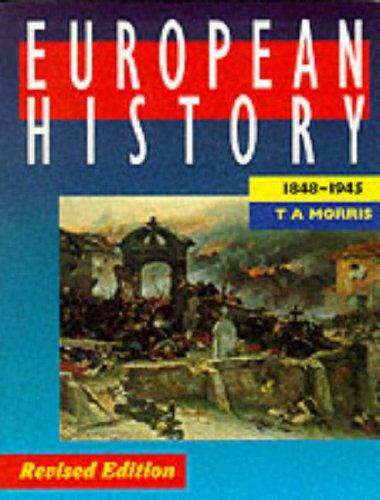 9780003272758: European History, 1848-1945