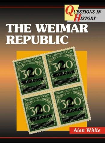 9780003272765: WEIMAR REPUBLIC