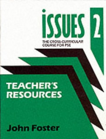 9780003273403: Issues: Teachers' Resources Bk. 2: Cross-curricular Course for PSE (Issues - the Cross-curriculur Course for PSE)