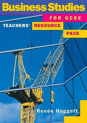 9780003273991: Business Studies for GCSE Teacher's Resource Pack: Teachers' Resource Pack to Accompany 3r.e
