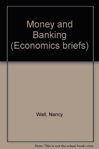 9780003274110: Money and Banking (Economics briefs)