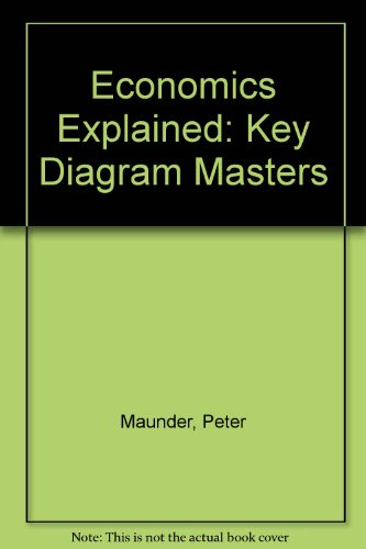 9780003274493: Economics Explained: Key Diagram Masters