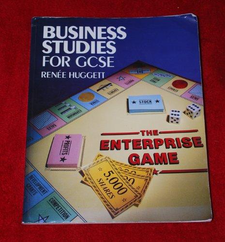9780003274615: Business Studies for GCSE