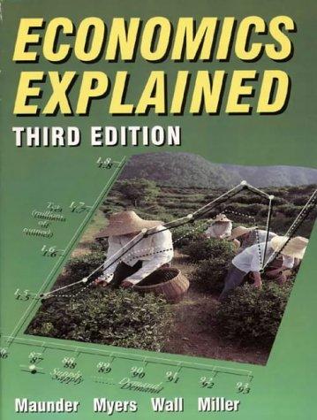 9780003274813: Economics Explained