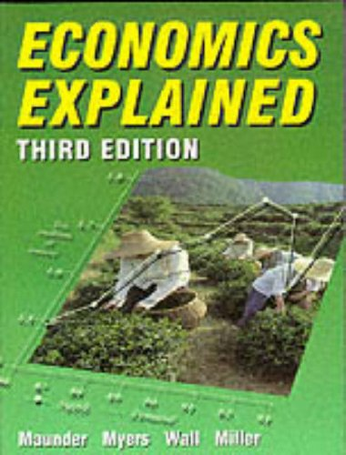9780003275032: Economics Explained
