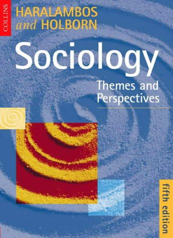 9780003275070: Sociology Themes and Perspectives